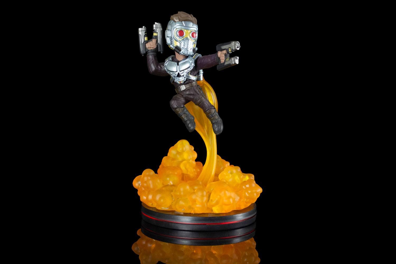 Figúrka Guardians of the Galaxy - Star Lord (Q-Fig)