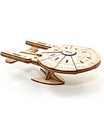 Stavebnica Star Trek - The Next Generation Enterprise (drevená)