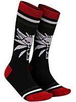 Ponožky Zaklínač - White Wolf