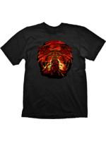Tričko Dark Souls - Old Iron King (veľkosť XL)