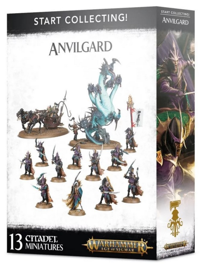 W-AOS: Start Collecting Anvilgard