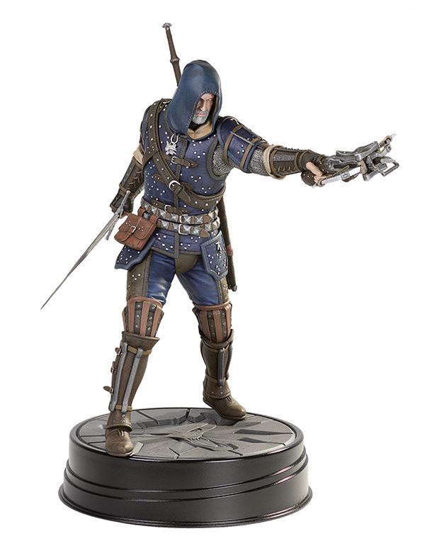 Figúrka Zaklínač 3: Geralt Grandmaster Feline Armor (poškodená krabica)