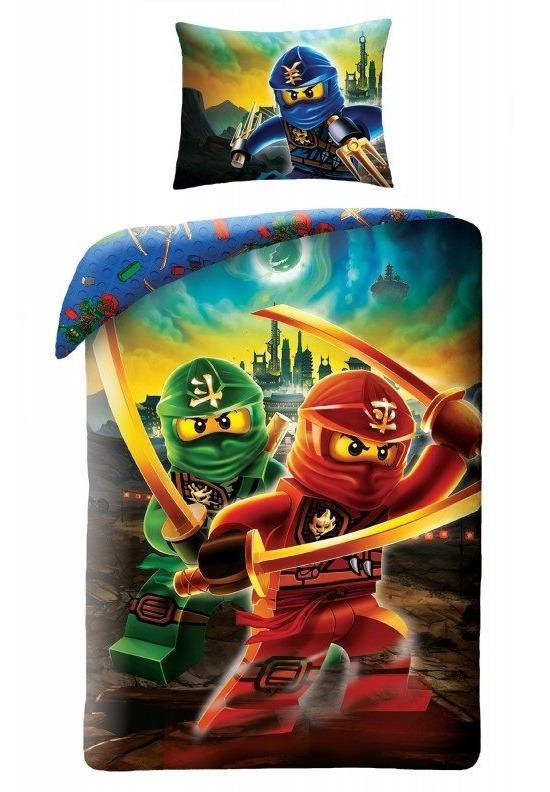 Obliečky Lego - Ninjago