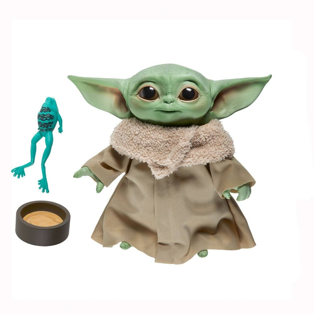 Plyšák Star Wars: The Mandalorian - The Child (Baby Yoda)