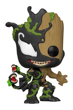 Figúrka Marvel - Venom Groot (Funko POP! Marvel 601)