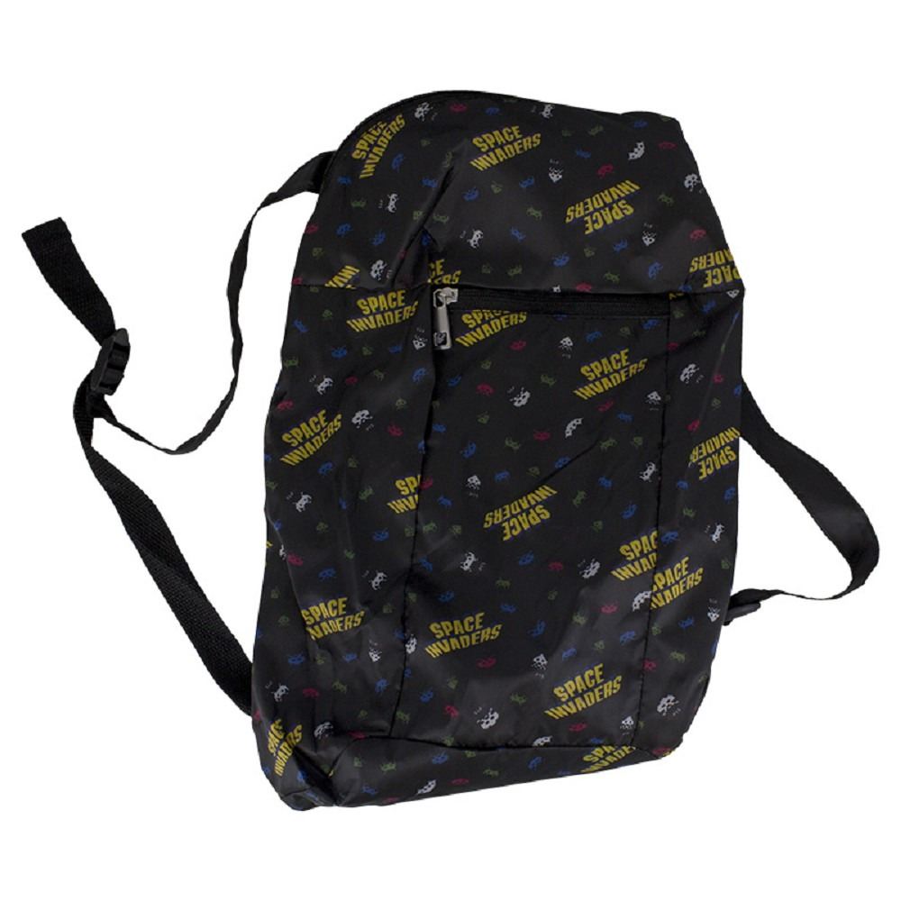 Batoh Space Invaders - Pop-Up Backpack