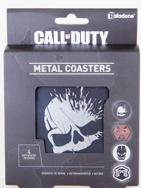 Podtácky Call of Duty: Black Ops 4
