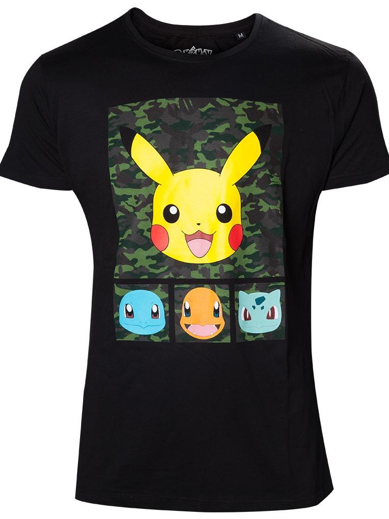 Tričko Pokémon - Pikachu (veľkosť XL)