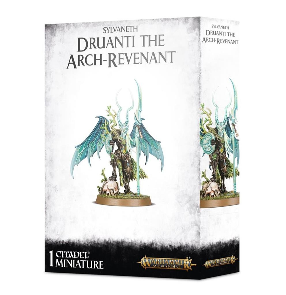 W-AOS: Sylvaneth Druanti The Arch-Revenant (1 figurka)