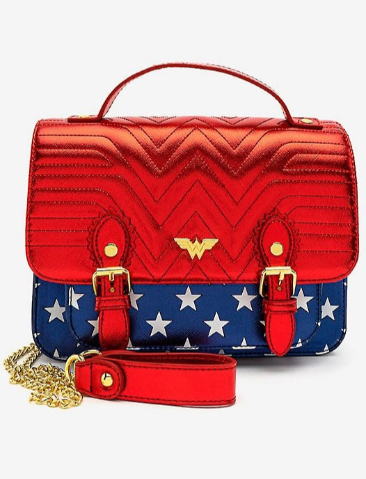 Kabelka DC Comics - Wonder Woman (Loungefly)