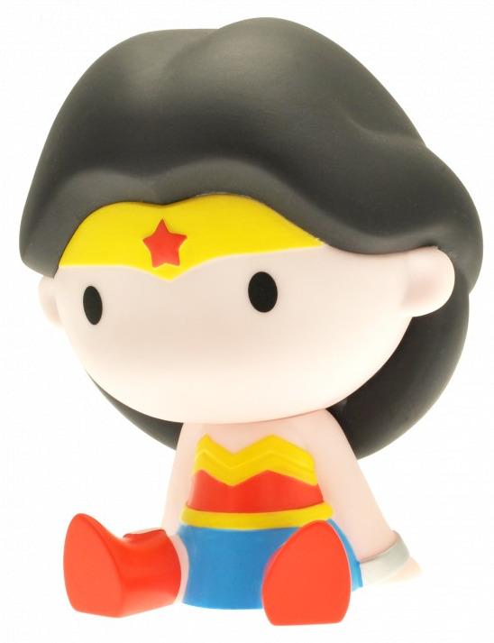 Pokladnička DC Comics - Wonder Woman (Chibi)
