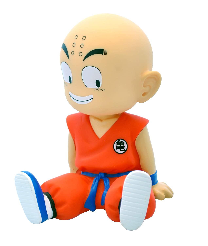 Pokladnička Dragon Ball - Krillin (Chibi)