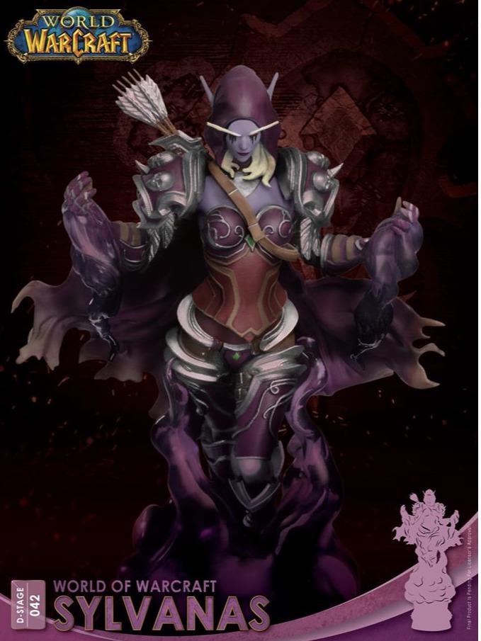 Figúrka World of Warcraft - Sylvanas