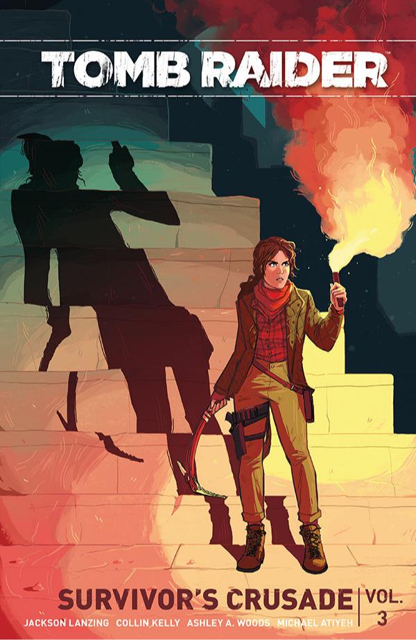 Komiks Tomb Raider II Volume 3: Survivors Crusade