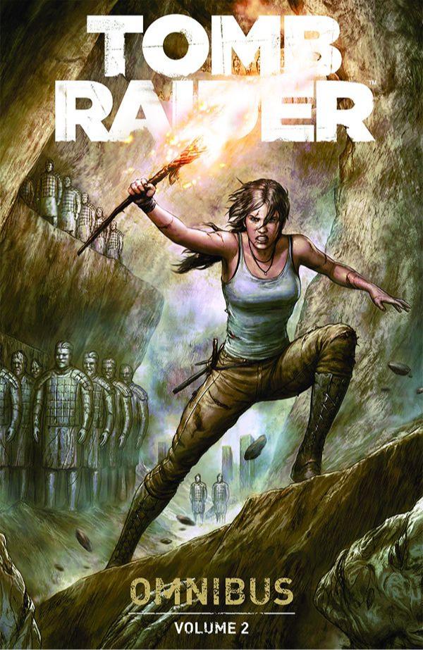 Komiks Tomb Raider Volume 2 Omnibus