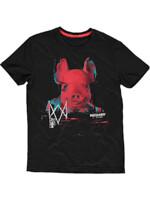 Tričko Watch Dogs: Legion - Pork Head (veľkosť M)
