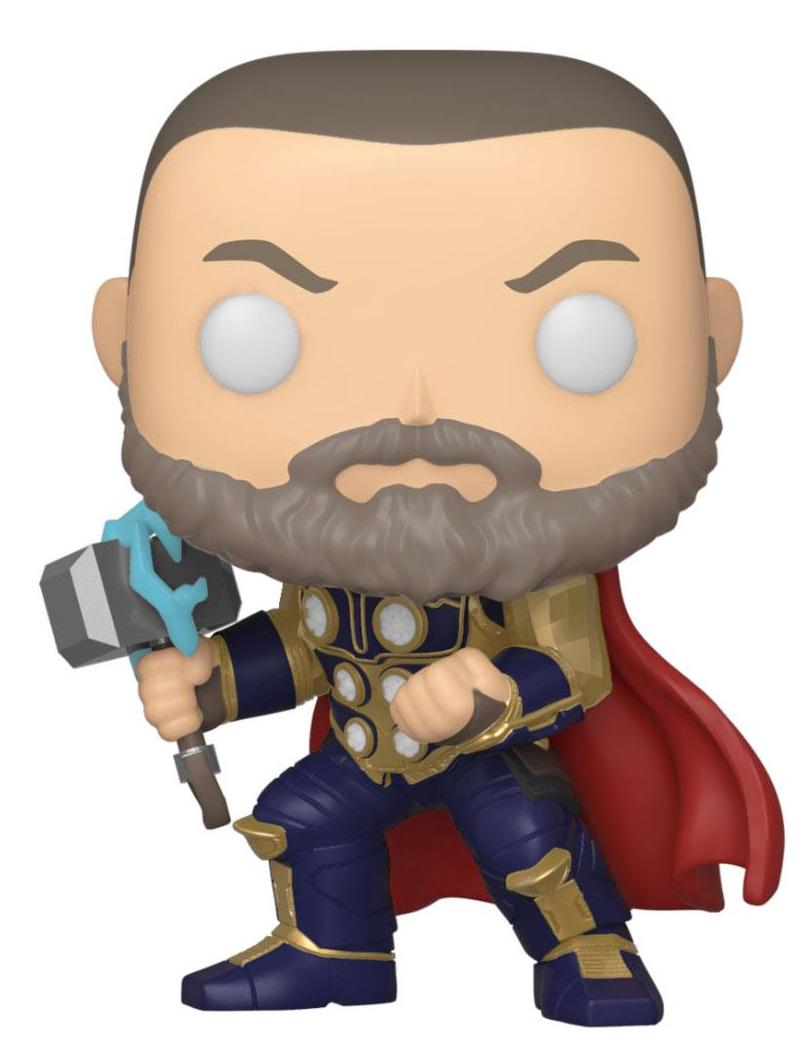 Figúrka Marvels Avengers - Thor (Funko POP! Games 628)