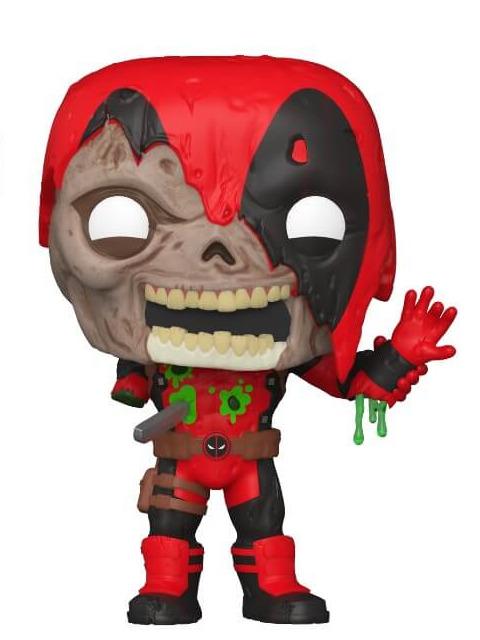 Figúrka Marvel Zombies - Deadpool (Funko POP! Marvel 661)