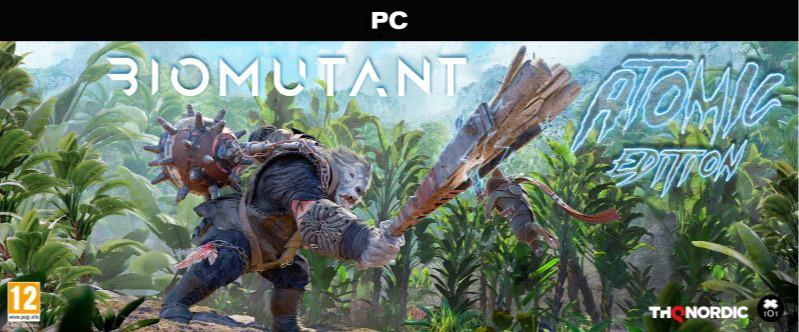Biomutant - Atomic Edition (PC)