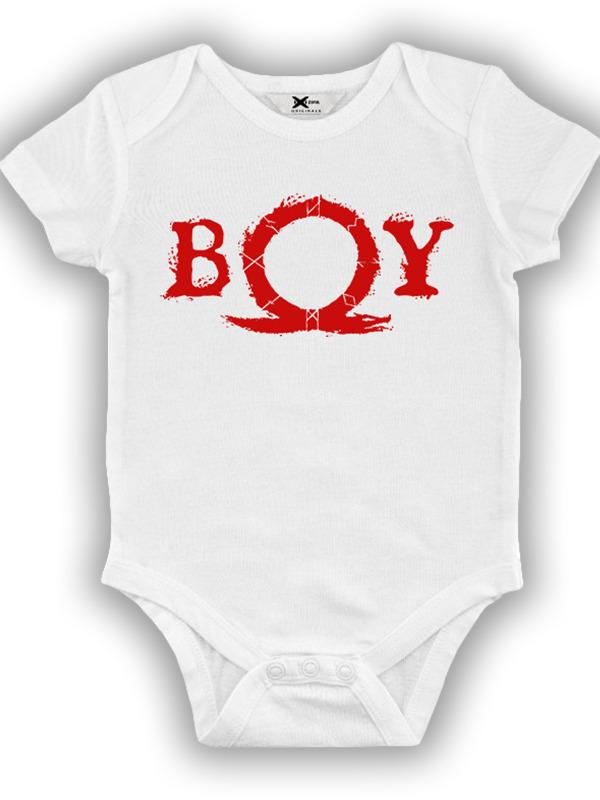 Kojenecké body Xzone Originals - Boy (velikost 75-81)
