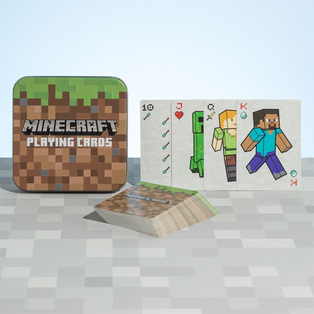 Herné karty Minecraft