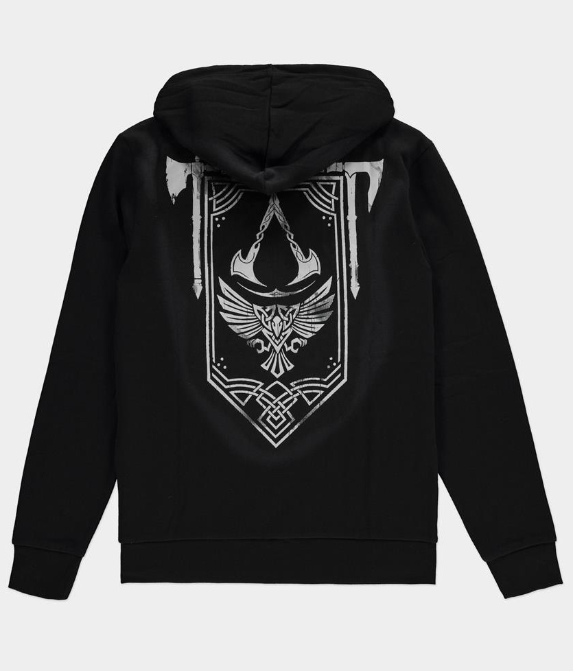 Mikina Assassins Creed: Valhalla - Crest Banner (veľkosť XXL)