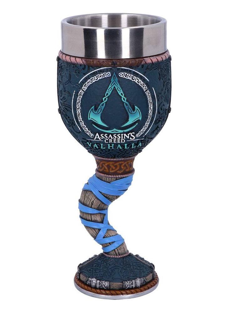Pohár Assassins Creed: Valhalla - Logo