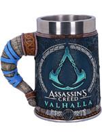 Korbeľ Assassins Creed: Valhalla - Logo (Resin)