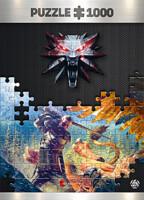 Puzzle Zaklínač - Griffin Fight (Good Loot)
