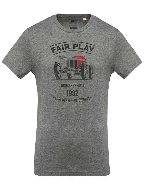 Tričko Xzone Originals - Fair Play (veľkosť 3XL)