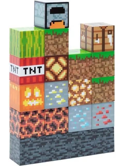 Lampička Minecraft - Block Building Light