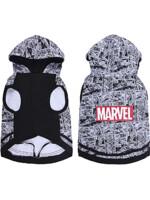 Oblečko pre psa Marvel - Logo (veľkosť S)