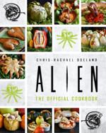 Kuchárka Alien: The Official Cookbook