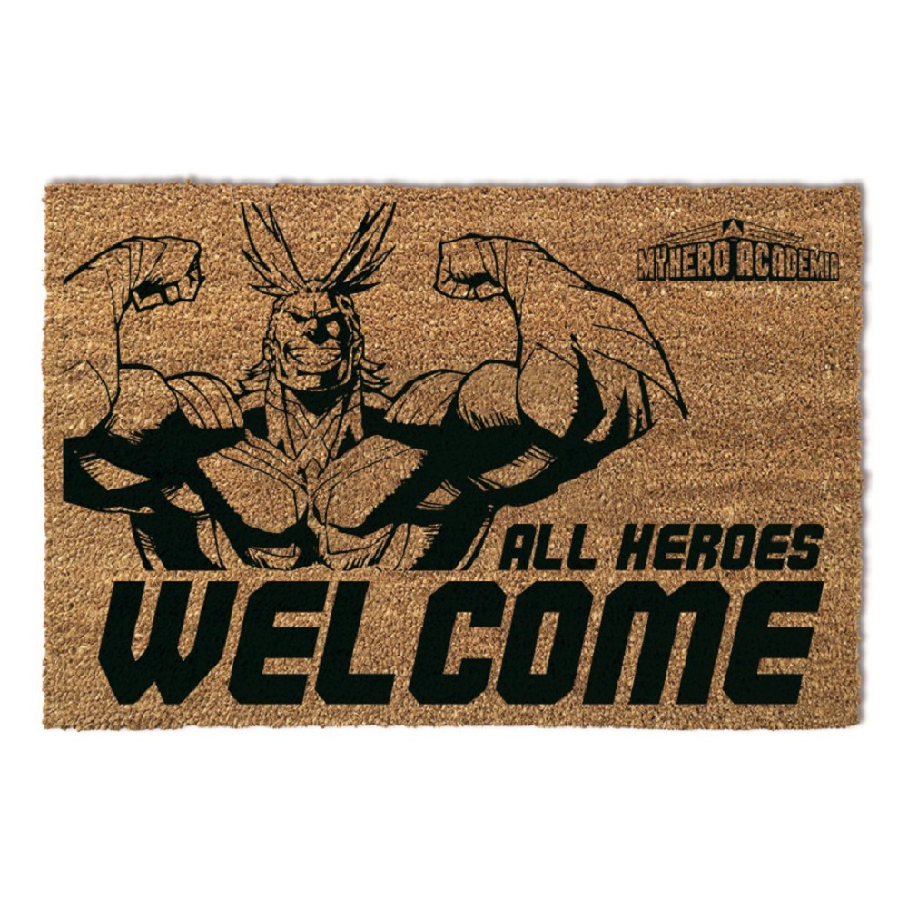 Rohožka My Hero Academia - All Heroes Welcome