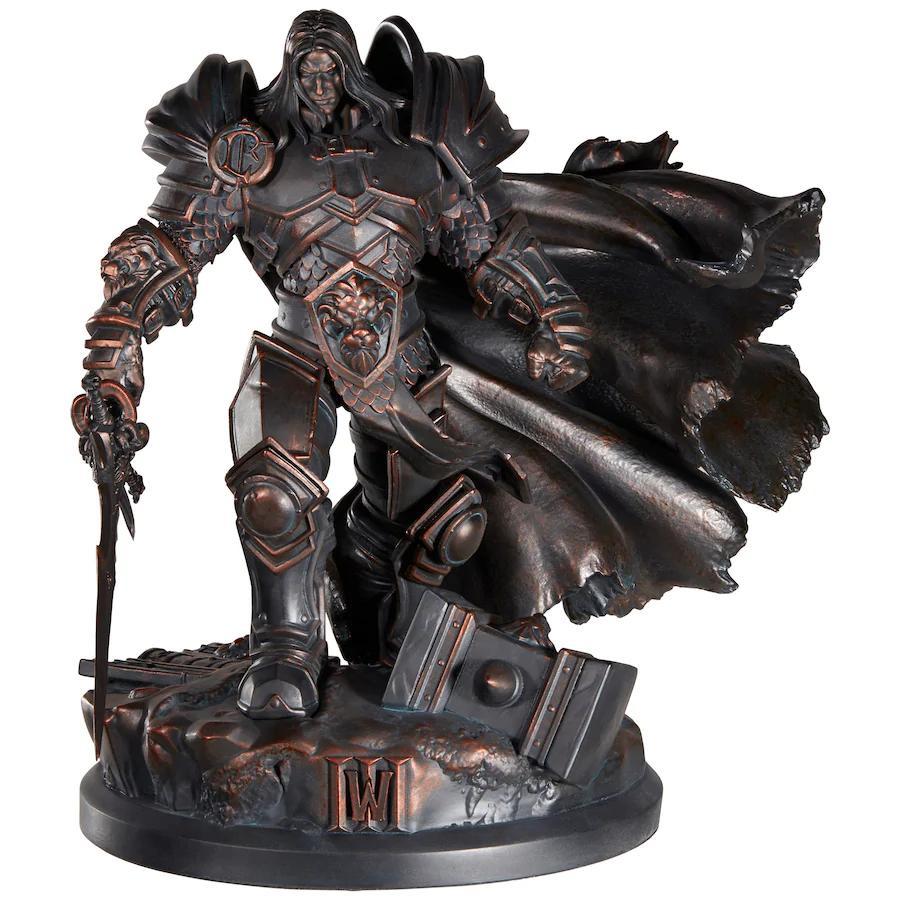 Figúrka Warcraft 3 - Prince Arthas Commemorative Statue
