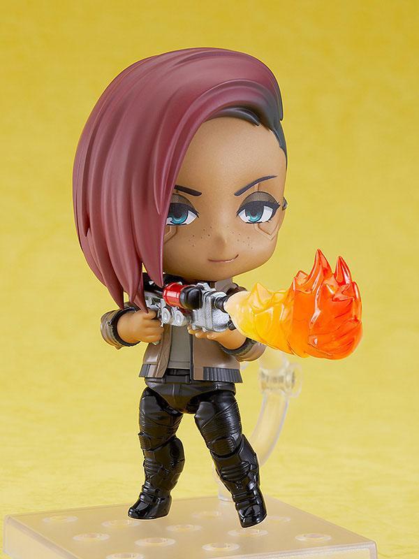 Figúrka Cyberpunk 2077 - V Female Deluxe (Nendoroid)