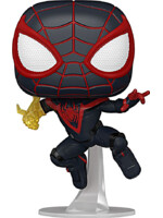 Figúrka Spider-Man - Miles Morales Classic Suit (Funko POP! Games)