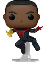 Figúrka Spider-Man - Miles Morales Classic Suit Chase (Funko POP! Games)