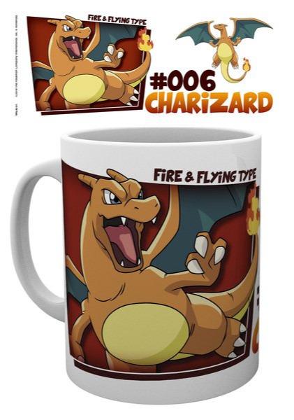 Hrnček Pokémon - Charizard