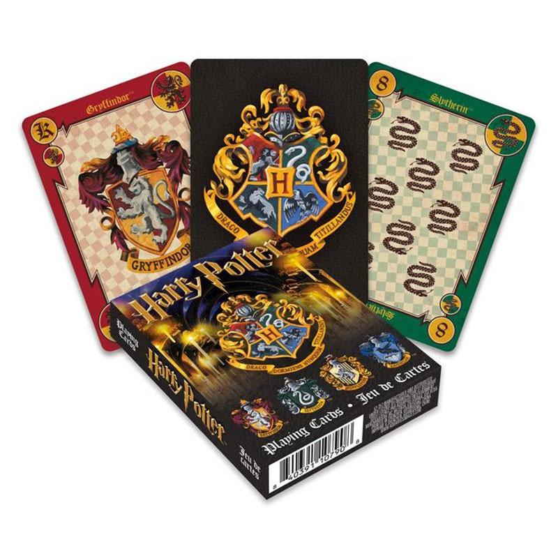 Herné karty Harry Potter - Crest