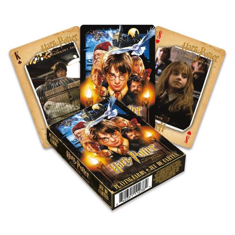 Herné karty Harry Potter - Kameň mudrcov