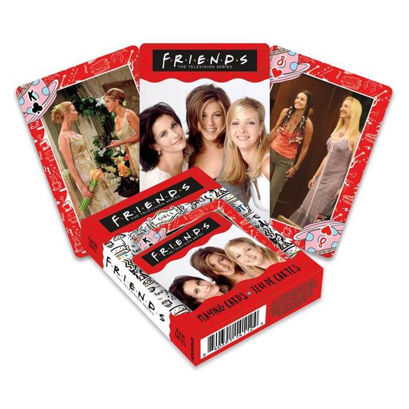 Herné karty Friends - Girls