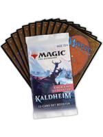 Kartová Magic: The Gathering Kaldheim - Set Booster (12 kariet)