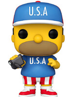Figúrka Simpsons - U.S.A. Homer (Funko POP! Television 905)