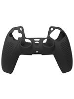Silikónový obal na DualSense - čierny (PS5)