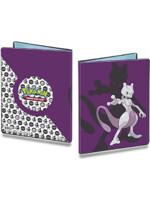 Album Ultra Pro - Pokémon Mewtwo (A4)