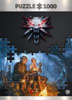 Puzzle Zaklínač - Journey of Ciri (Good Loot)
