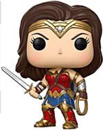Figúrka Justice League - Wonder Woman (Funko POP! Heroes 206)