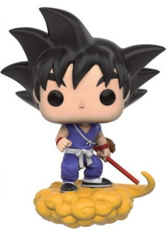Figúrka Dragon Ball Z - Goku & Flying Nimbus (Funko POP! Animation 109)