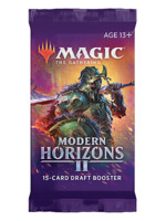Kartová hra Magic: The Gathering Modern Horizons 2 - Draft Booster (15 kariet)